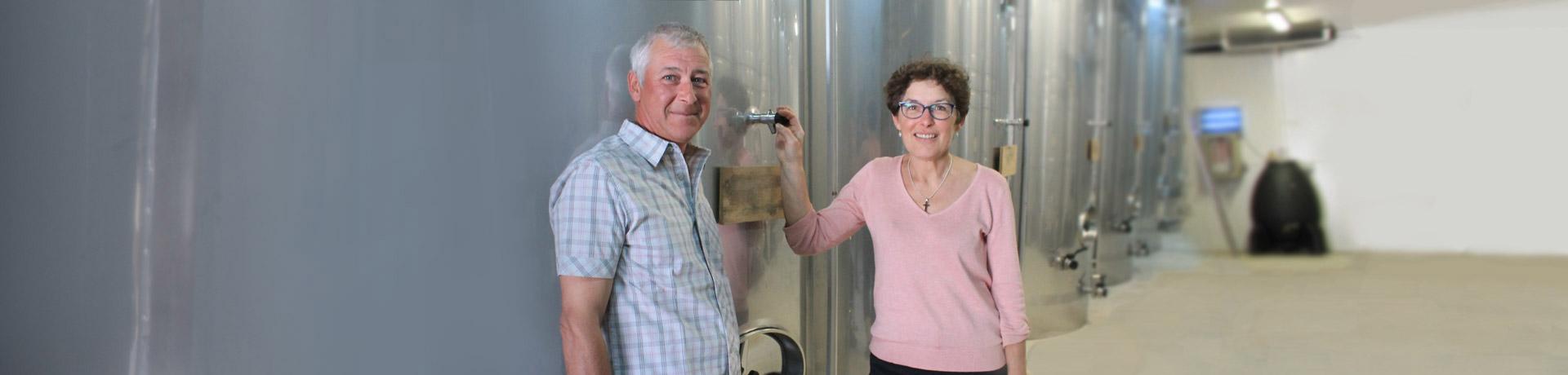 Domaine Barillot Vins Pouilly-Fumé